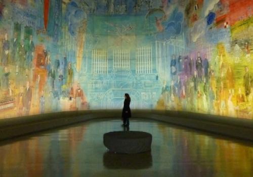 Visite a musei e…